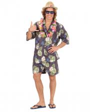 Hawaii Urlauber Kostüm