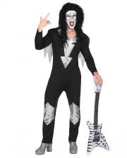 Heavy Metal Rock Star Costume