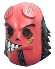 Hellboy Comic Maske