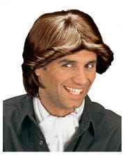 Men's Wig Florian Brown