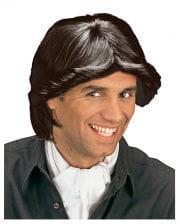 Men's Wig Florian Black