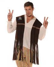 Hippie Fransen Weste