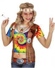 Hippie Woman T-shirt