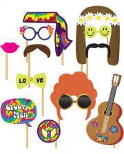 Hippie Photobox Set