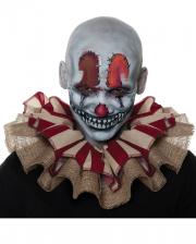 Horror Clown Rüschenkragen