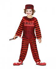Horror Convicts Clown Children Costume