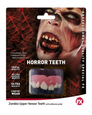 Horror Zombie teeth veneers