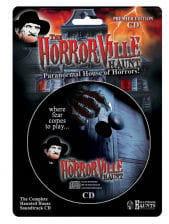 Halloween Horror CD The Ville Haunt