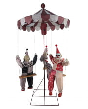 Horrorclown Carousel Animatronic