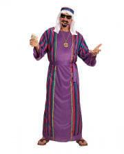 Arabischer Scheich Kostüm 3-tlg.
