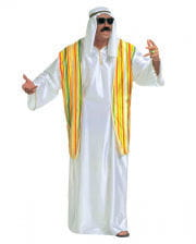 Oil Sheik Costume With Vest