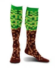 Pixel Socken 8 bit