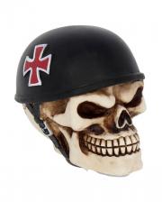 Shift Knob Skull Helmet