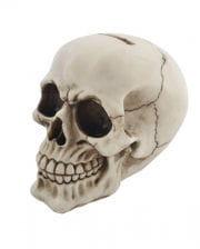 Totenschädel Sparkasse 16 cm