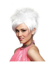 Hot White Vivid Cosplay Wig
