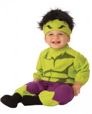 Hulk Baby Costume Onesia