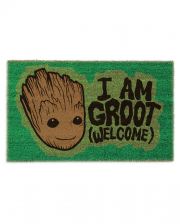 I am Groot Guardians Of The Galaxy Fußmatte