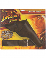 Indiana Jones Pistole, Halfter und Gürtel
