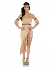 Indian Lady Costume Dreamcatcher