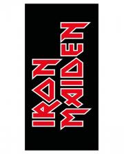 Iron Maiden Logo Handtuch