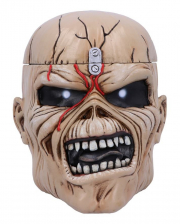 "Iron Maiden ""The Trooper"" Storage Skull"