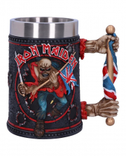 "Iron Maiden ""Trooper"" Bierkrug"