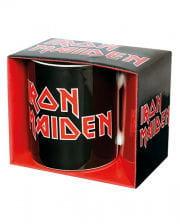 Iron Maiden Logo Mug