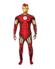 Iron Man Deluxe Costume