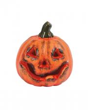 Scary Jack-o-Lantern Pumpkin 13 Cm