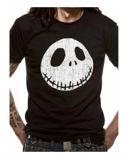 Jack Skellington T-Shirt - The Nightmare Before Christmas