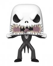 Jack Skellington Scary Face - NBC Funko Pop! Figur