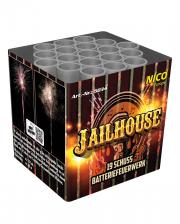 Jailhouse 19 Schuss Batteriefeuerwerk