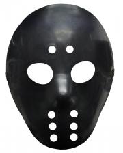 Jason Ice Hockey Mask Black