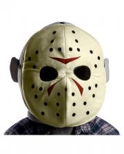 Jason Voorhees Mascot Mask