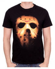Jason's Mask T-Shirt