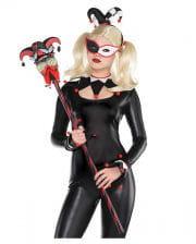 Jester Kostüm Set 5-tlg.