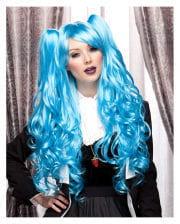 Ladies Wig Joi babyblau