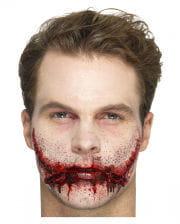 Joker Smile Latex Application