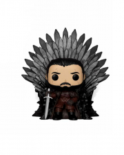 Jon Snow auf dem Eisernen Thron-GoT Funko Pop!