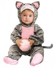 Kätzchen Babykostüm