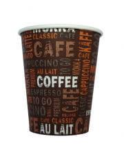 50 St. cardboard coffee mug 200ml