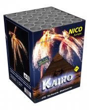 Kairo Batteriefeuerwerk 25 Schuss