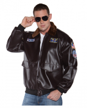 Fighter Jet Pilot Jacket