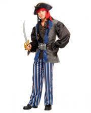 Kapitän Black Jack Kostüm