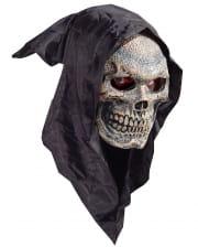 Reaper Skull Mask With Hood