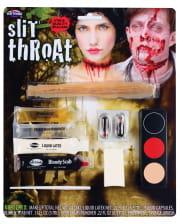 Throat Cut Make-up Kit