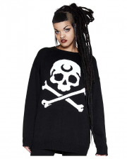 KILLSTAR 2 the Bone Strickpullover