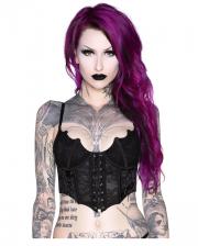 KILLSTAR Bat Lace Bustier