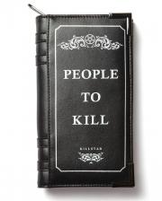 KILLSTAR Kill List Book Wallet