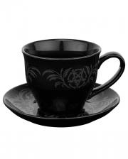 KILLSTAR Morticia Cup & Saucer
